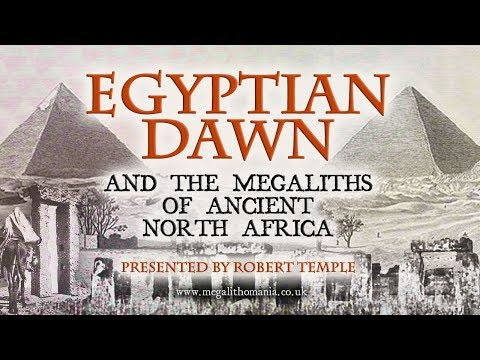 Xxx Mp4 Egyptian Dawn And The Megaliths Of North Africa Prof Robert Temple FULL LECTURE 3gp Sex