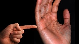 This is your MARRIAGE & RELATIONSHIP LINES Palm Reading Palmistry #93