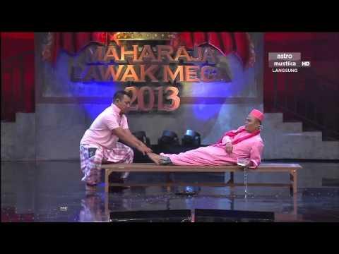 Maharaja Lawak Mega 2013 Minggu 7 Persembahan Jambu