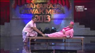 Maharaja Lawak Mega 2013 - Minggu 7 - Persembahan Jambu