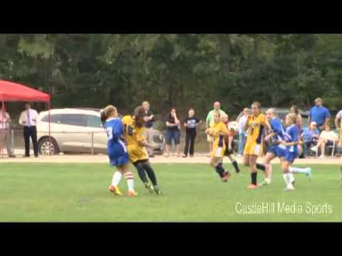 Girl's Middle School Soccer: Lurgio Lions vs Londonderry (9/10/13)