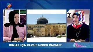 5 Mevsim - Pınar Efe - Osmanlı Döneminde Kudüs - 31 Temmuz 2017