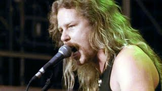 Metallica - Monsters Of Rock Moscow 1991 [HD]