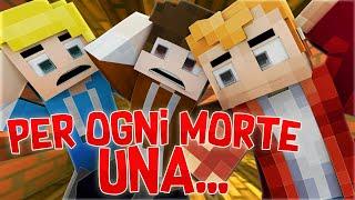 OGNI MORTE UNA...! Minecraft Minigames Challenge! W/Sbiser & NosenseMan