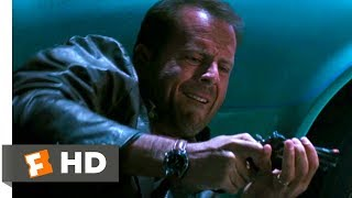The Last Boy Scout (1991) - Fifth Street Shootout Scene (2/10) | Movieclips