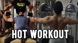 Karan Patel, Shabbir Ahluwalia, Karan Wahi : HOT Workout Video