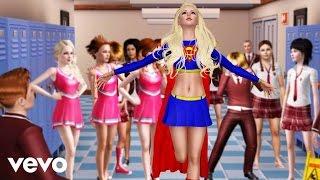 Kerli - Supergirl (Sims 3 Music Video)