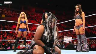 WWE Monday Night Raw - Monday, May 23 2011