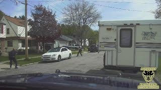 Body Cameras Show How Fast It Went Between Officers and Malik Carey | Active Self Protection