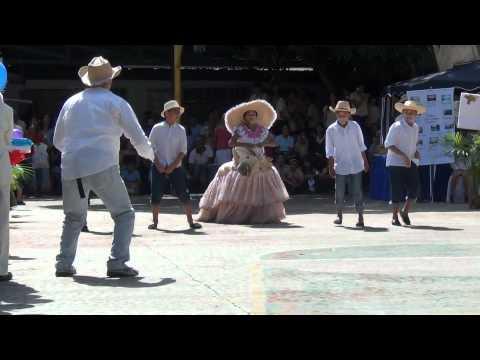 Feria de las Regiones 2012 H.P.A Baile 6 La Burriquita