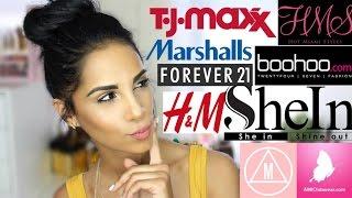 Favorite Fashion Online Stores   Nathalie Munoz