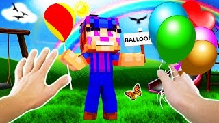 Realistic Minecraft - FNAF BALLOON BOY IN REAL LIFE!