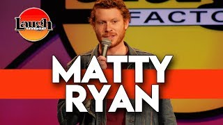 Matty Ryan | Welcome To The City | Stand-Up Comedy