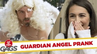 Guardian Angel On Demand PRANK!