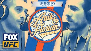 Bruce Buffers joins the Pod to talk Conor vs Khabib and more | ANIK AND FLORIAN PODCAST
