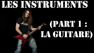 Metalliquoi ? - Episode 19 : La Guitare