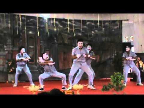 Abu Abu-Abu Pantomime Version (Perdana)