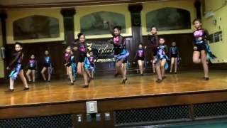 Baby Divas - Lorenz Latin Dance Studio Corona - 2nd Annual Recital
