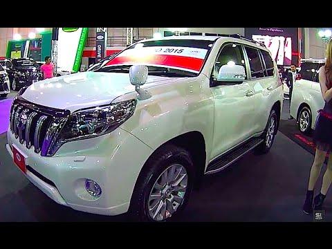 Xxx Mp4 New SUV Toyota Land Cruiser Prado 2016 2017 3gp Sex