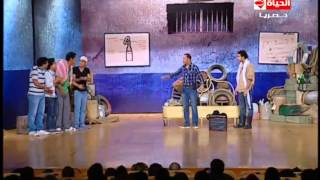 """تياترو مصر - مسرحية """" جماعة منحلة """" بتاريخ 18-4-2014"""