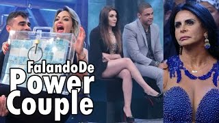Power Couple Brasil Final: CHUPA SIMONY! | Cala a boca, GRETCHEN! | SÔNIA ABRÃO dá PITI! | E mais!