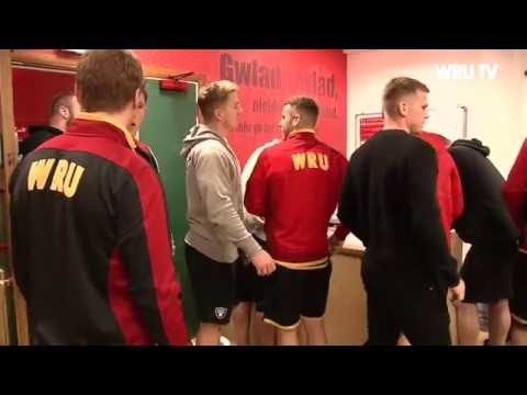Wales first day in camp   Under Armour Series 2016   WRU TV