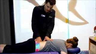 How does a Physio help relieve low back pain? Physiotherapist Adelaide Mt Barker