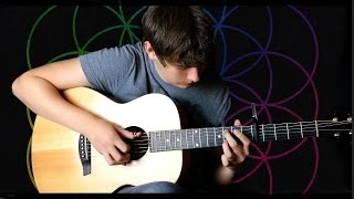 Adventure of a Lifetime - Coldplay [Fingerstyle Guitar Cover by Eddie van der Meer]