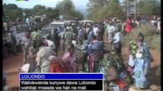 Habari za Tanzania via ITV -