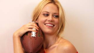 Claire Coffee is Sporty Sexy