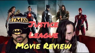 JUSTICE LEAGUE MOVIE REVIEW!!!! (No Spoilers)
