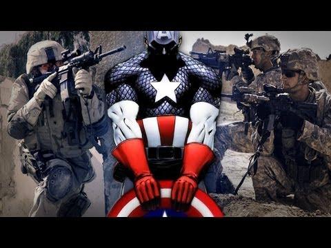 Real Life Super Soldier Program