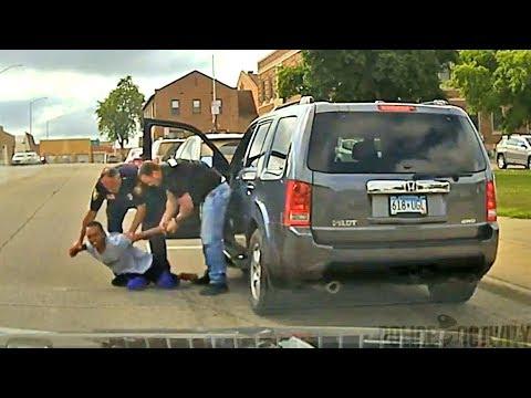 Dashcam Video Shows Excessive Force Arrest By Minnesota Cop