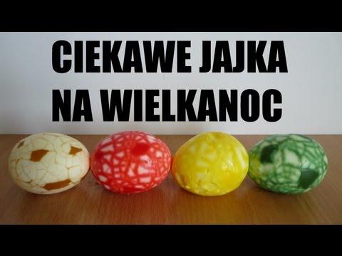 Jak zrobić ciekawe jajka na Wielkanoc Eksperymenty w domu special