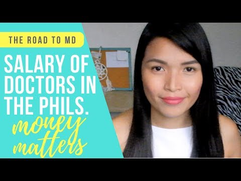 When Do Doctors Start Earning And How Much? (Doctors Salary in the Philippines) // DoktAURA