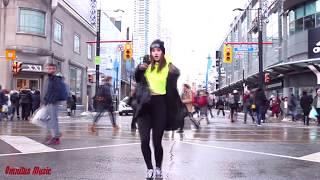 Alan Walker - The Spectre ★ Shuffle Dance ★ New York City  ♫ Electro House & bouce Remix