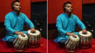 Coldplay - Hymn For The Weekend . India Tribute live . Tabla Drum cover .