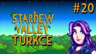 Stardew Valley Türkçe - O DA BİZİ SEVİYOR - Bölüm 20