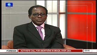 Nigeria Needs To Invest More In Appreciating Assets - Prof Francis Ogbimi (PT3) 29/01/16