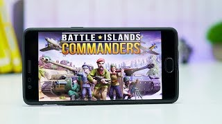 Battle Island Commanders - A Game You Should Try!