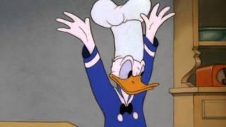 Donald Duck - Donald Cuistot (1941)