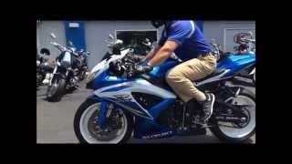 The Real Deal: 2009 Suzuki GSX-R 600