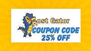 Cheap Web Hosting 2016 - Hostgator Coupon Code for 25% Off (WordPress Basics 3 of 33)