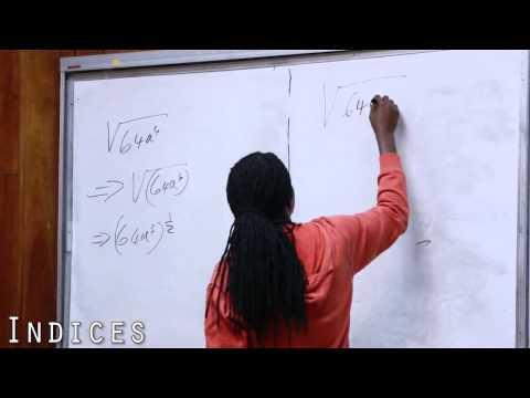 Xxx Mp4 Damion Crawford CXC Mathematics Indices 3gp Sex