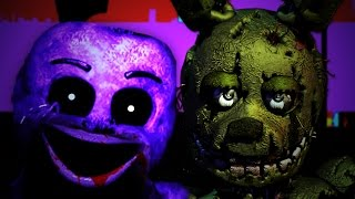Purple Guy vs Springtrap - Epic Rap Battles of Five Nights at Freddy's