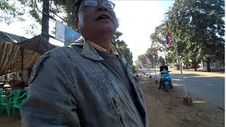 Crossing The India-Burma Border On Foot | Welcome To Squiggle Town