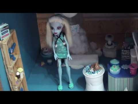 Mi nuevo canal y mi casa de Monster High