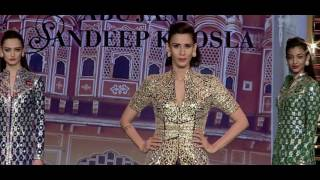 Abu Jani Sandeep Khosla's Fashion Film 'The Golden Door'