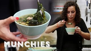 How to Make Italian Wedding Soup With MUNCHIES