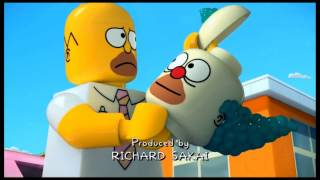 The Simpsons: Lego Springfield [Clip]